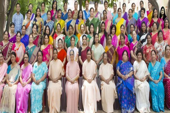 Sacred Heart Convent School-Staff