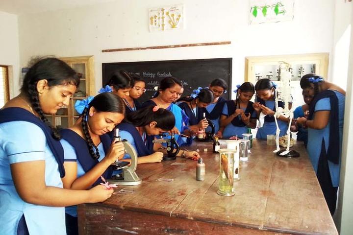 J Sikile Foundation School-Biology Lab