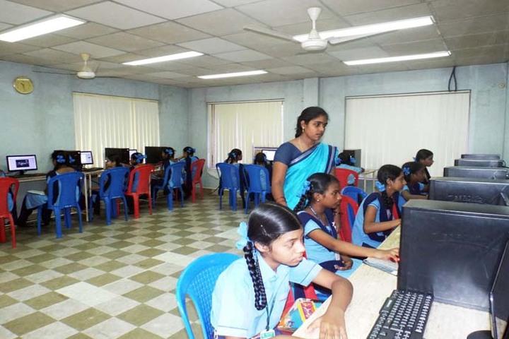J Sikile Foundation School-Computer Lab