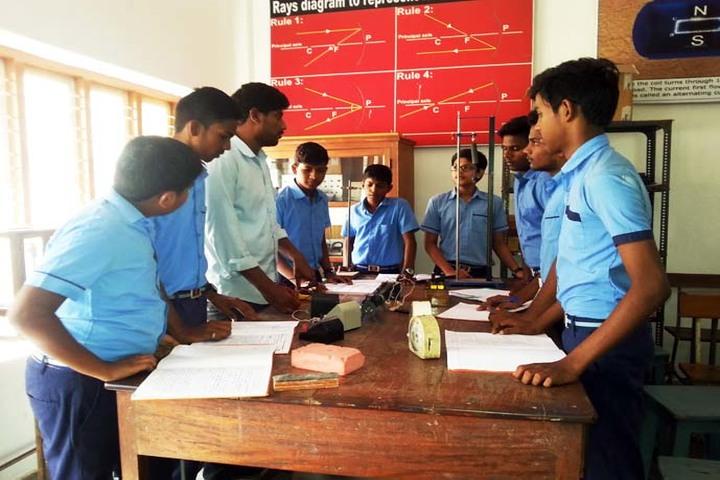J Sikile Foundation School-Math Lab