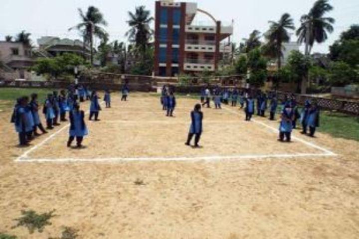 J Sikile Foundation School-PlayGround
