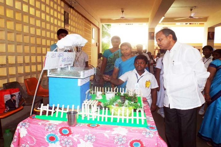 J Sikile Foundation School-Science Exhibition