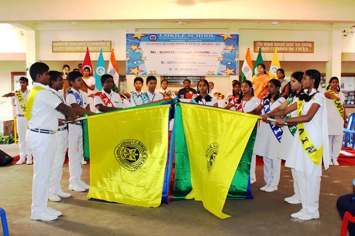 J Sikile Foundation School-Sports Day