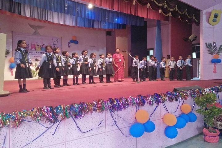 St XavierS School-Childrens Day