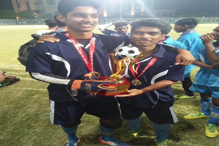 St XavierS School-Football Champions