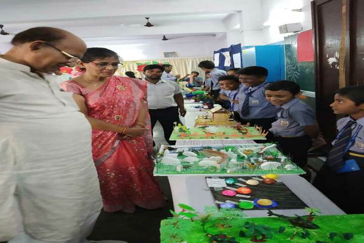 Dayanand Anglo Vedic Public School-Exhibition