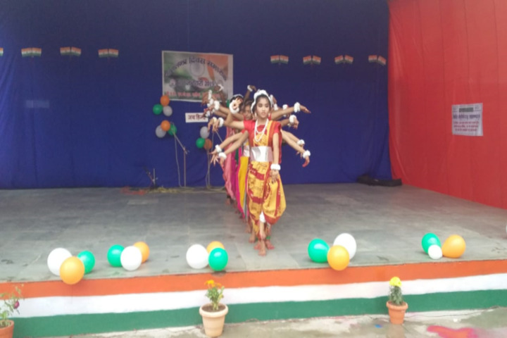 DAV Mukhyamantri Public School-Traditional Dance