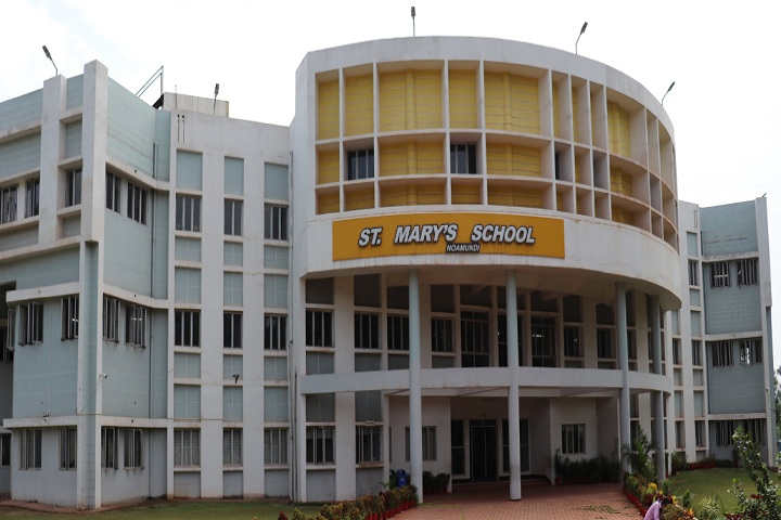 St Marys School-Campus Front View
