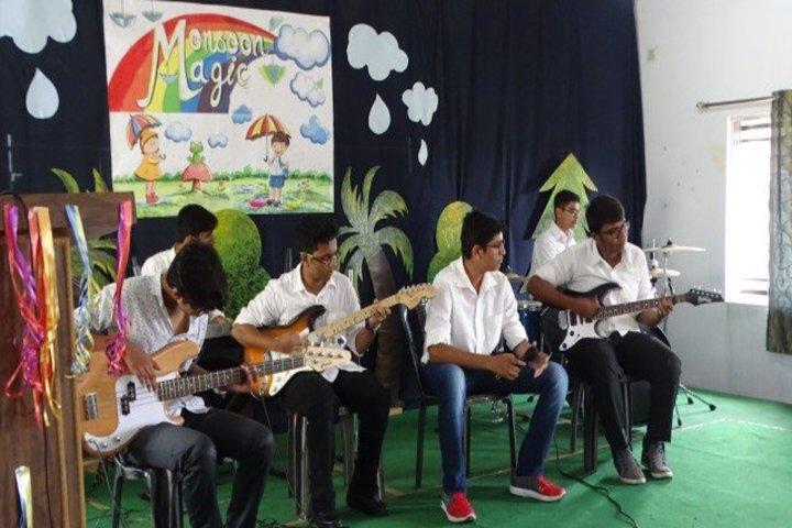Xavier School-Music Activity