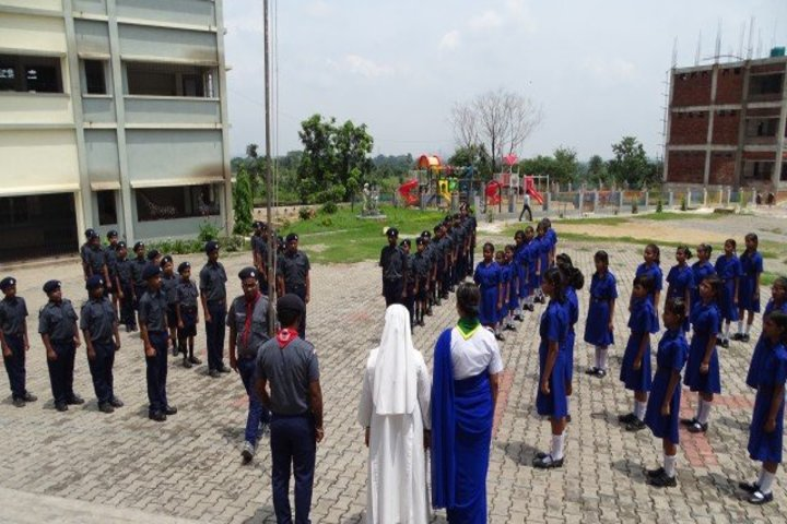 Xavier School-Scouts And Guide