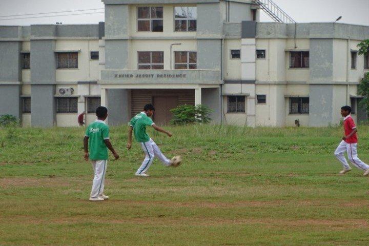 Xavier School-Sports