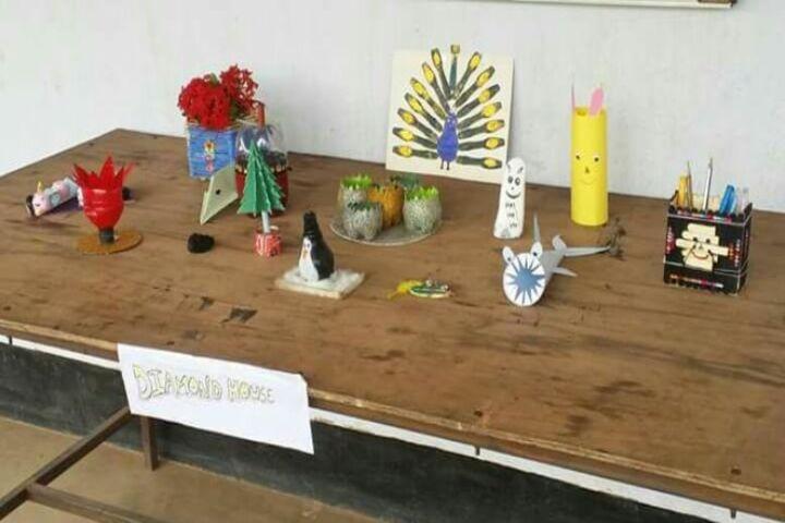 V S Public School-Art And Craft