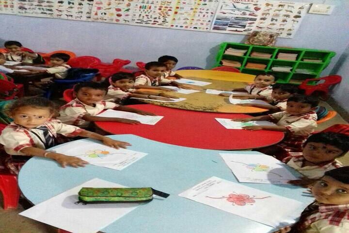 V S Public School-Classroom Activity