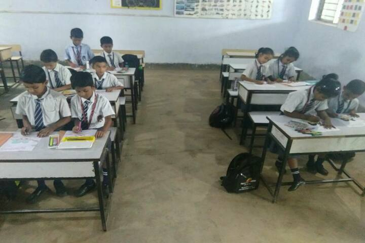 V S Public School-Classroom