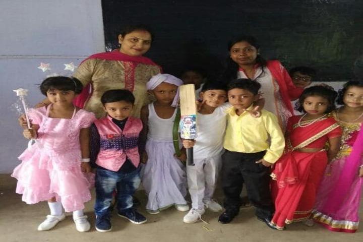 V S Public School-Fancy Dress Competition
