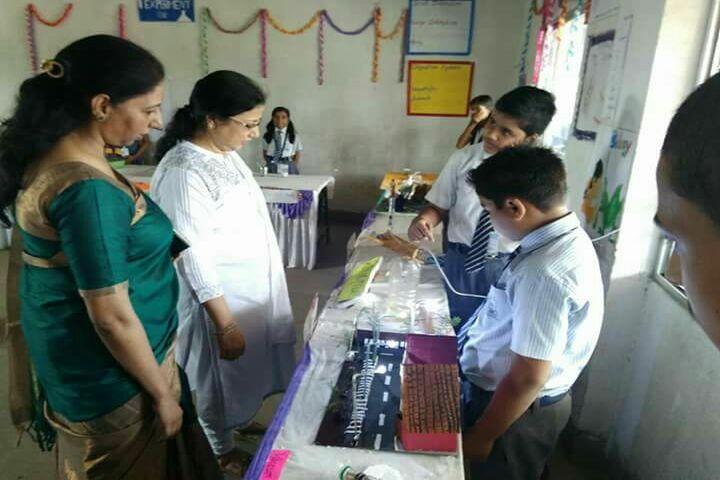 V S Public School-Science Exhibition