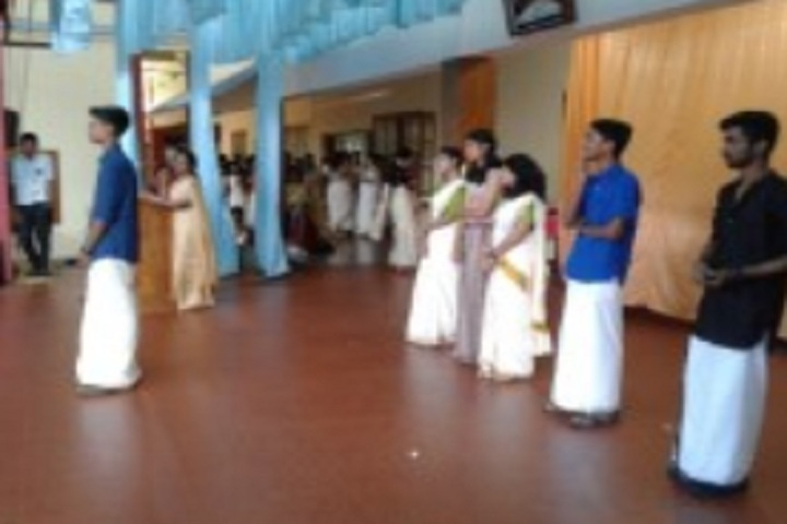 Alphonsa Residential School-Onam Celebrations