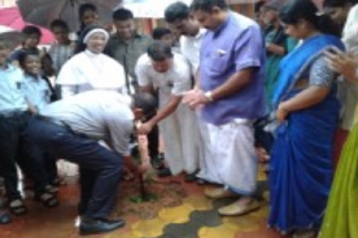 Alphonsa Residential School-Plantation
