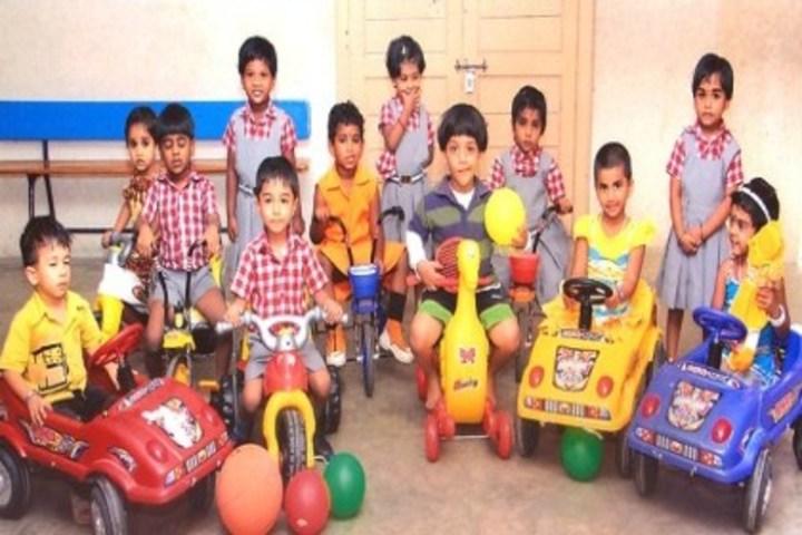 Seventh Day Adventist High School-Kids Activity
