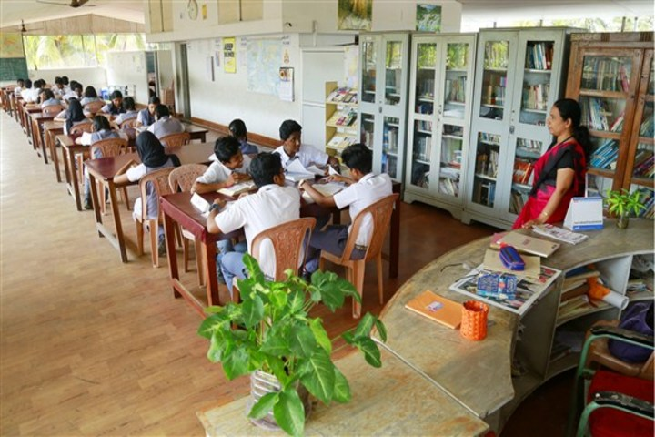Seventh Day Adventist High School-Library