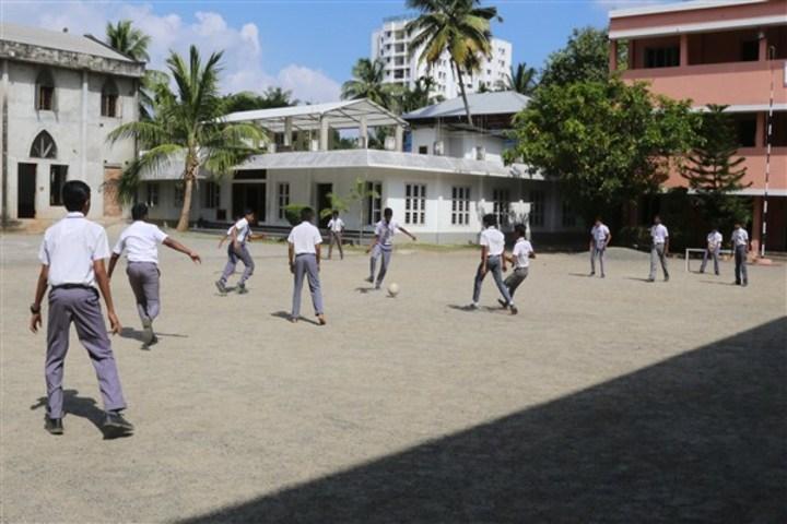 Seventh Day Adventist High School-Play Ground
