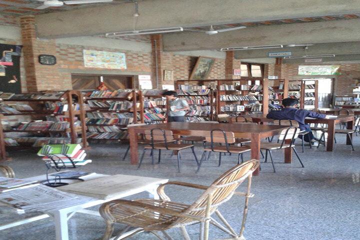Pallikoodam-Library