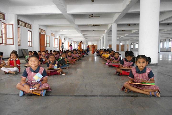 JMJ Global School - Auditorium