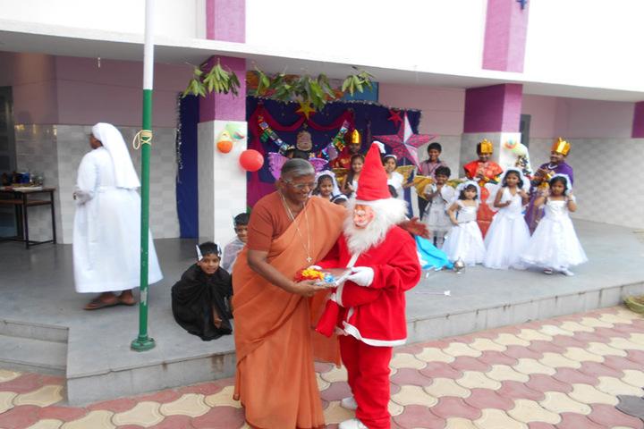 JMJ Global School - Christmas Celebrations