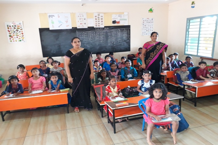 JMJ Global School - KG Classes