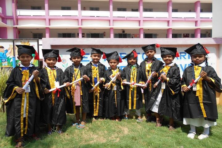 JMJ Global School - Kg Graduation Day