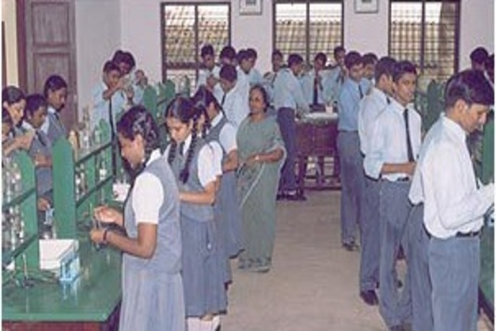 Infant Jesus Anglo - Indian Higher Secondary School-Lab