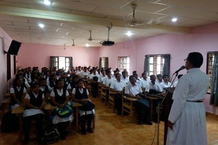 Mar Thoma Residential School-Classroom