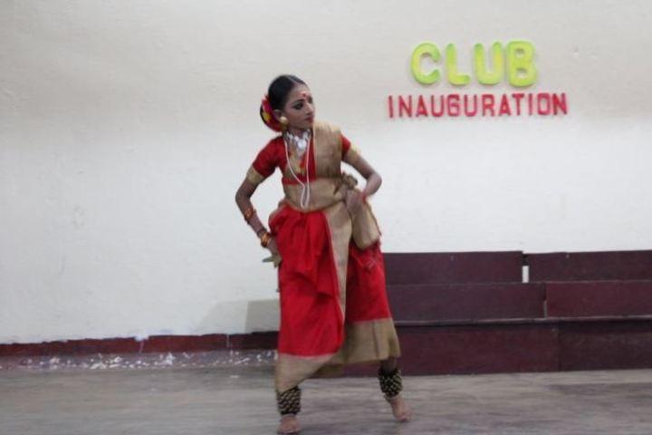 Mar Thoma Residential School-Dancing Activity