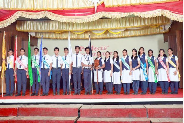 Mar Thoma Residential School-Investiture Ceremony