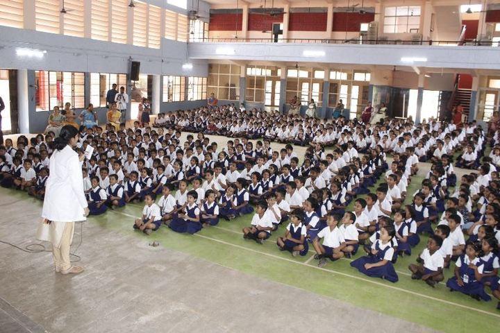 Mar Thoma Residential School-Seminar