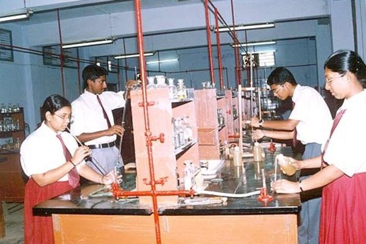St Thomas Residential School-Chemistry Lab