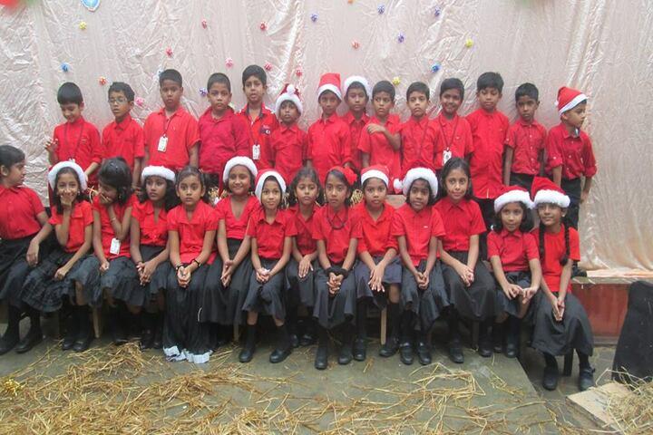 St Thomas Residential School-Christmas Celebrations