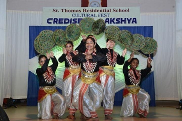 St Thomas Residential School-Cultural Fest