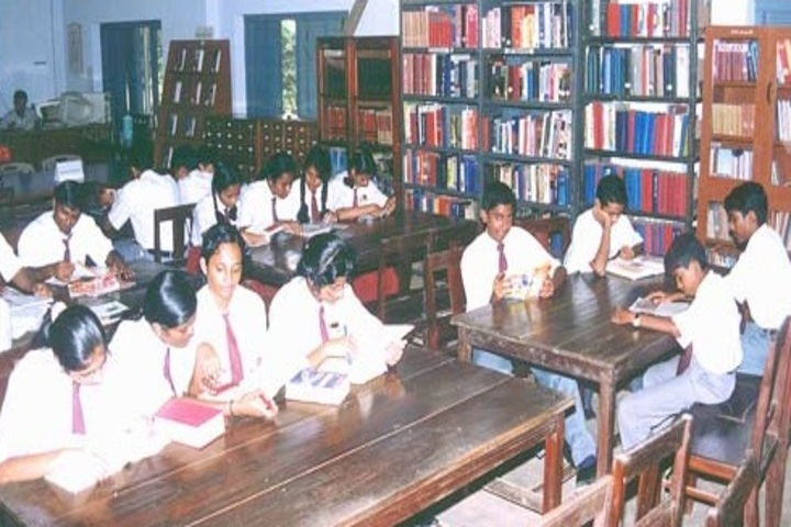 St Thomas Residential School-Library