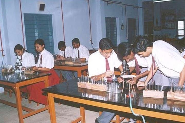 St Thomas Residential School-Physics Lab