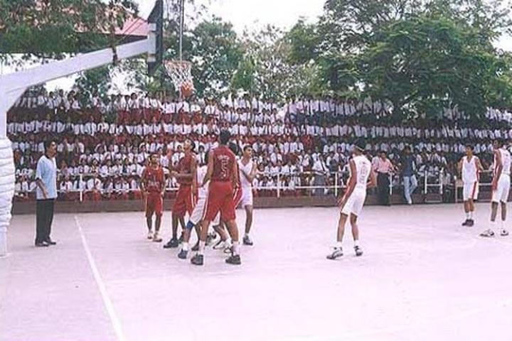 St Thomas Residential School-Sports