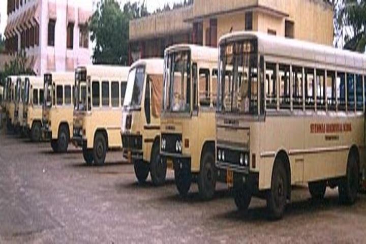 St Thomas Residential School-Transport