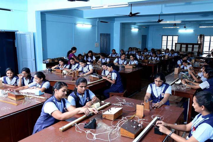 Holy Angels I S C School-Physics Lab