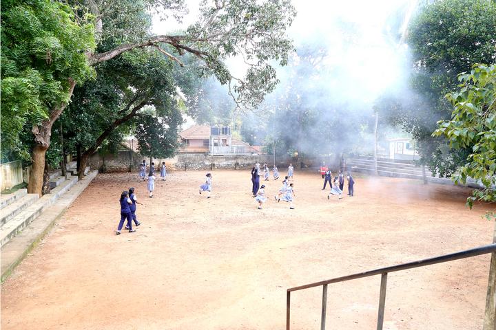 Holy Angels I S C School-Play Ground
