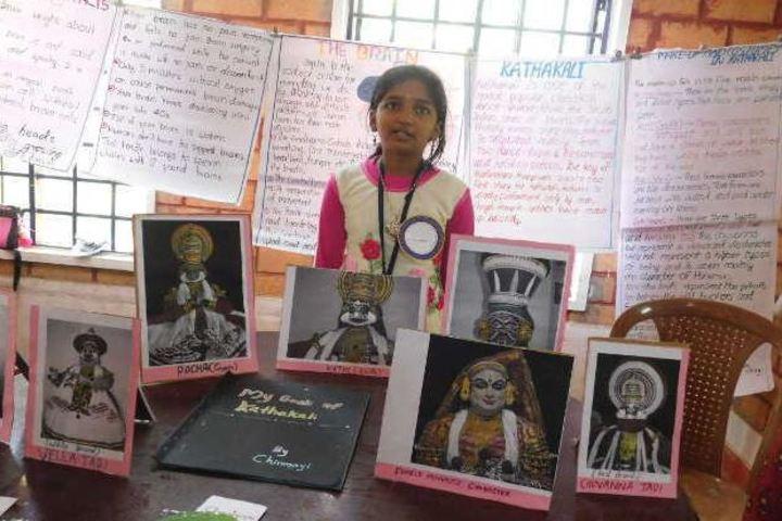 Sri Adwayananda Public School-Arts