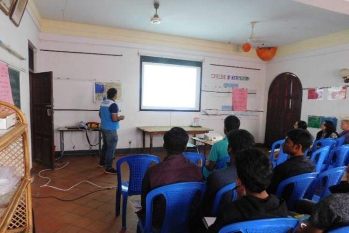 Sri Adwayananda Public School-WorkShop