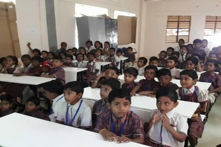 DAV Mukhyamantri Public School-Class Room