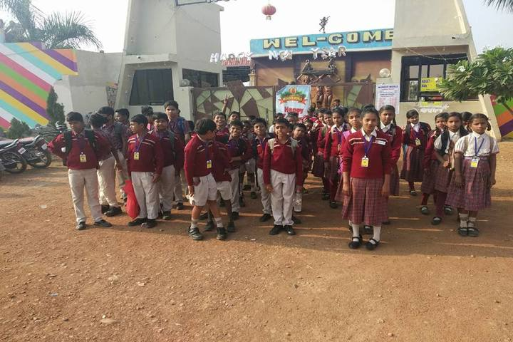 DAV Mukhyamantri Public School-Trip to Wonder World