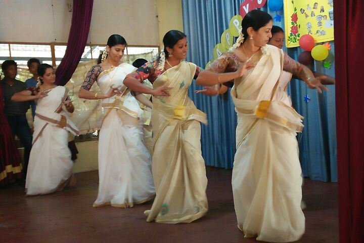 St Peters English Medium High School-Dance
