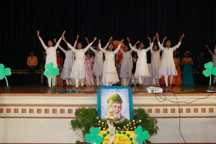 St Patrick S School-Activity